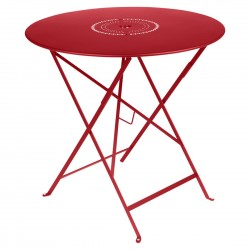 FLOREAL Table ronde Ø 77 cm - FERMOB
