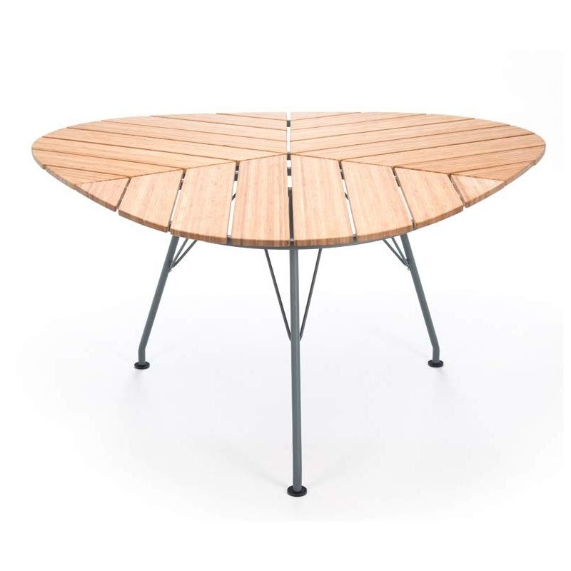 Table triangulaire leaf houe for Table triangulaire