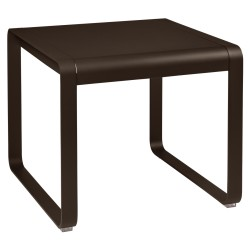 Table mi-hauteur Bellevie Fermob Rouille