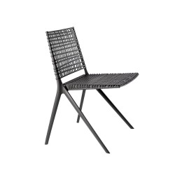 Lot de 2 Chaises BRANCH- TRIBU