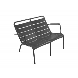 Fauteuil bas Duo LUXEMBOURG- FERMOB
