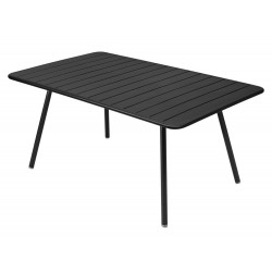 Table rectangulaire 165x100 LUXEMBOURG-FERMOB