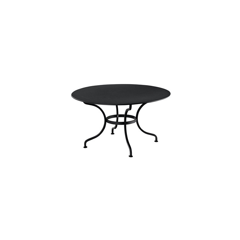 table ronde 137 cm romane table de jardin fermob. Black Bedroom Furniture Sets. Home Design Ideas