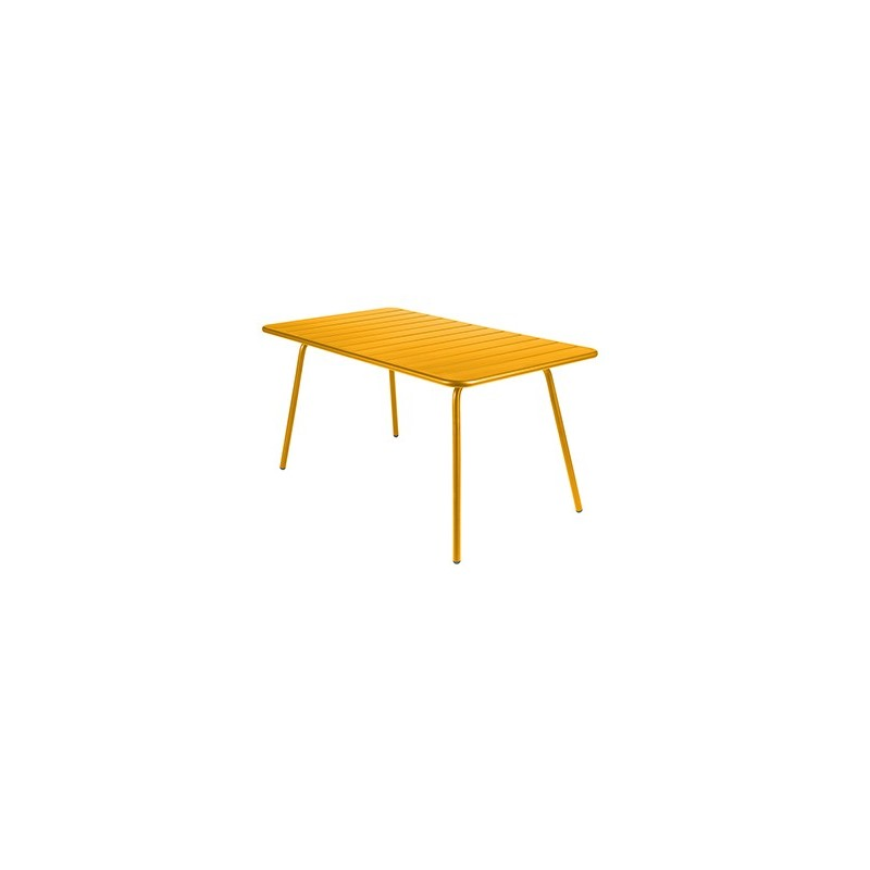 LUXEMBOURG Table rectangulaire 143x80 - FERMOB