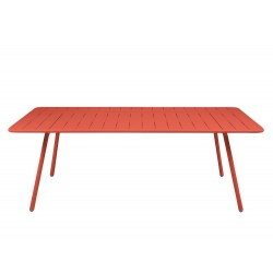LUXEMBOURG Table rectangulaire 207x100- FERMOB