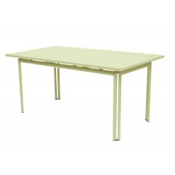 COSTA Table carrée 160x80 - FERMOB